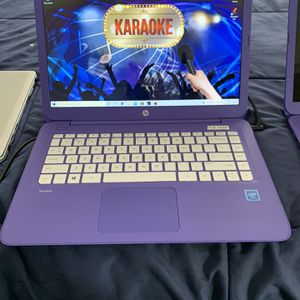 HP Stream Laptop For DJ And Karaoke for Sale in Jackson Township, NJ