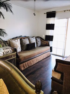 RODEO living room collection, 2 sofas for sale, MUST GO TODAY! for Sale in Chula Vista, CA
