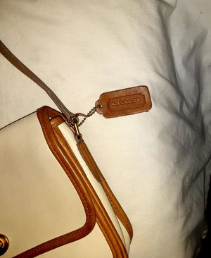Vintage 1970's Coach Leatherware Compartment Bag for Sale in Fishersville, VA