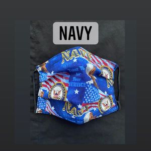 USA Navy Adult Face Mask Military for Sale in Phoenix, AZ
