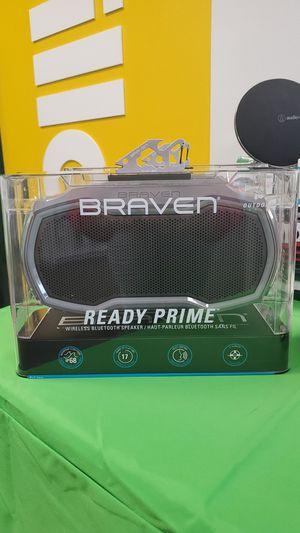 Braven Wireless Bluetooth Speaker for Sale in Cadillac, MI