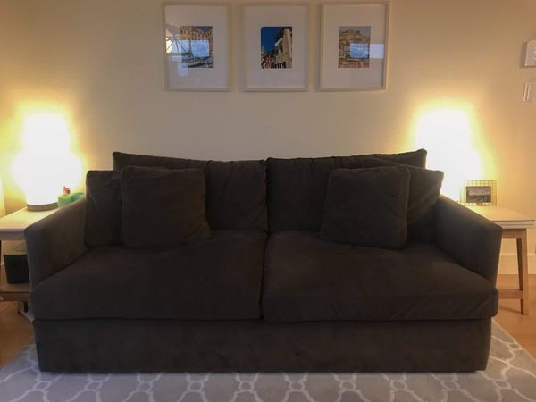 Crate And Barrel Lounge Sofa For Sale In Seattle Wa Offerup