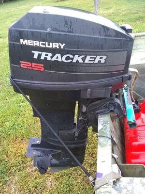 2000 Mercury tracker 2 stroke outboard for Sale in Lebanon, TN