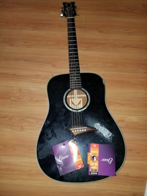 Dean acoustic 6 string guitar for Sale in Hesperia, CA