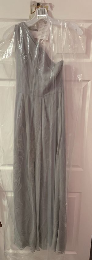 New Davids Bridal- Mercury Grey Dress for Sale in Cleveland, OH
