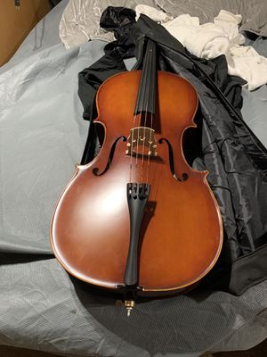 3/4 cello for Sale in La Verne, CA