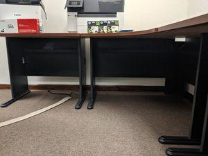 2 Piece Bush Desk for Sale in Fresno, CA