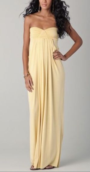 Rachel Pally Fortuna Maxi Dress (Yellow-Sm) for Sale in San Diego, CA