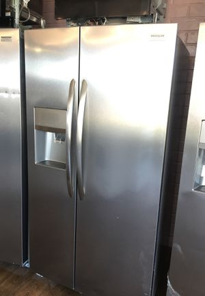 Brand New Frigidaire Side By Side Fridge for Sale in Villa Park, CA