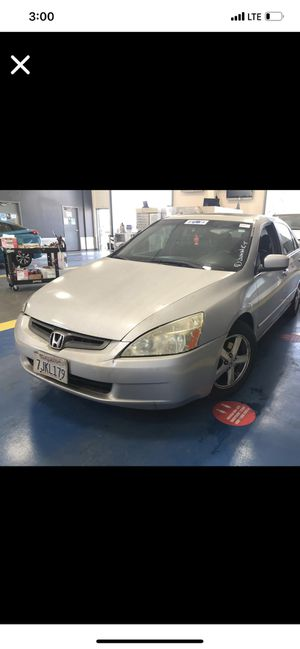 Honda Accord EX for Sale in Bellflower, CA
