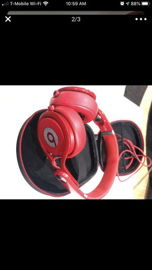 Beats Mixr by Dr. Dre (Red) for Sale in Anaheim, CA