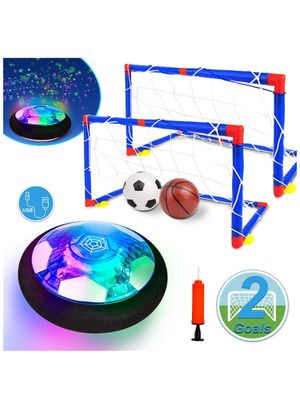 Rechargeable Air Soccer with LED Light for Sale in Houston, TX