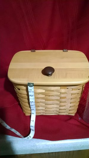 Longaberger small mail (11271) for Sale in Bolingbrook, IL