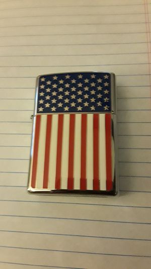 Zippo American Flag for Sale in Frederick, MD