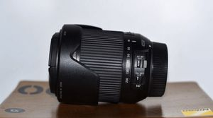 Tamron 18-200mm for Nikon for Sale in Queens, NY