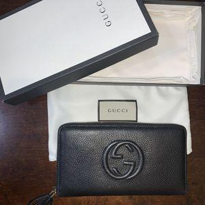 Gucci Soho Zip Around Wallet for Sale in Bell Gardens, CA