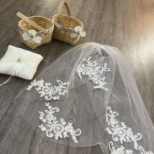 Wedding Ring Pillow, Wedding Flower Baskets, Wedding veil for Sale in Philadelphia, PA