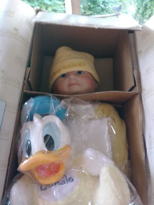 Austin Drake collectible Disney baby for Sale in Greenville, SC