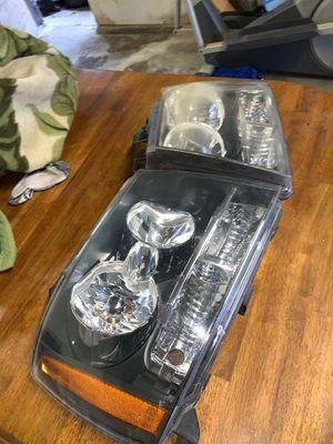 2008 tahoe headlights for Sale in Stockton, CA