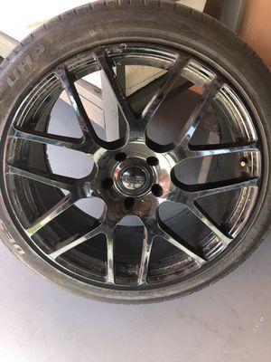 "22"" wheels Audi 285/40/22 for Sale in Los Angeles, CA"