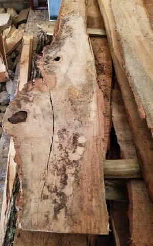 Beautiful Live Edge Wood Oak for Sale in Frederick, MD