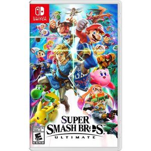Super Smash Bros Ultimate- NINTENDO SWITCH (used) for Sale in Seattle, WA