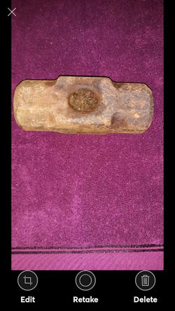 Vintage Sledge Hammer Head 8 Lbs Antique for Sale in Lynchburg,  VA
