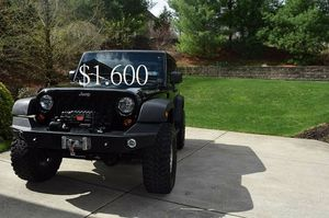 🍁🔥✅I am selling my 🍁✮$1600 Selling my Jeep Wrangler✅🍁🔥 for Sale in Concord, CA