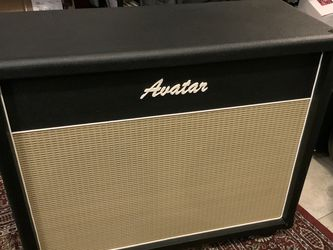Avatar 2x12 Cabinet Loaded With Celestion speakers for Sale in Miami,  FL