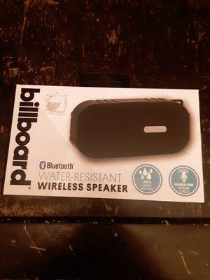 Waterproof bluetooth speaker for Sale in Lexington, KY