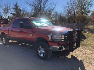 2006 dodge *2500* 4wd 6spd manual for Sale in Milford, KS