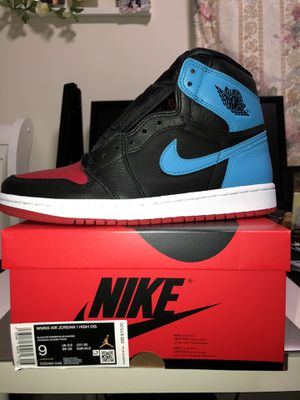 WMNS Jordan 1 NC to CHI size W9/M7.5 for Sale in Hayward, CA