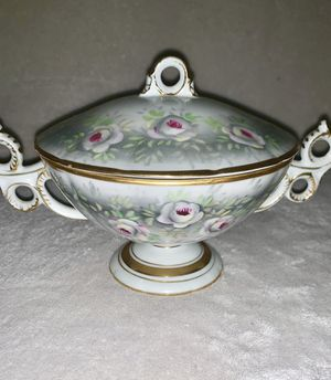 Ucagco China Antique Sugar Bowl With Lid for Sale in Mountain Brook, AL