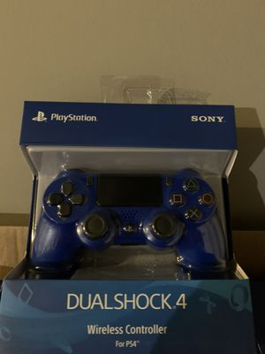 Blue wireless gaming controller *brand new* for Sale in Dearborn, MI