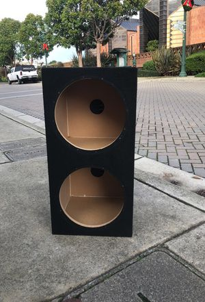 Subwoofer box (not ported) for Sale in San Francisco, CA