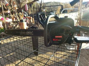 Craftsman 20 Chainsaw For In Globe