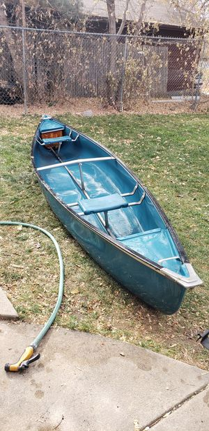 15ft Coleman Canoe for Sale in Westminster, CO