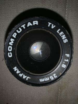 Camera lens computar for Sale in West Mifflin, PA