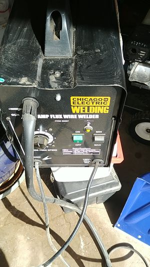 Chicago electric welder for Sale in Lakeside, AZ