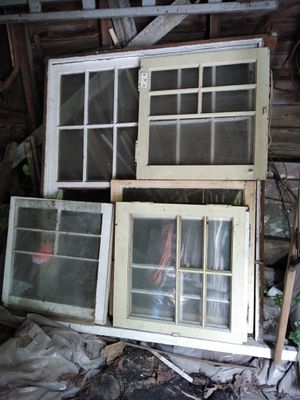 5 wooden Windows for Sale in Portland, OR
