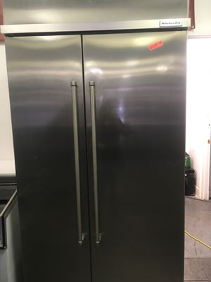 """42"""" BUILT IN KITCHEN AID REFRIGERATOR for Sale in Los Angeles, CA"""