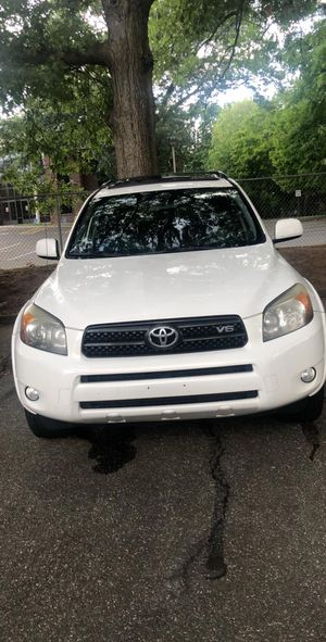2007 Toyota RAV4 Sports for Sale in Hartford, CT