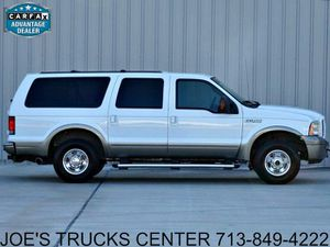2005 Ford Excursion for Sale in Houston, TX