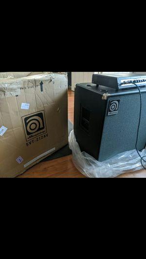 "Ampeg SVT-212AV 2x12"" 600-Watt Bass Cabinet for Sale in El Monte, CA"