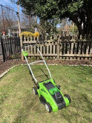 G-MAX 40V 16-Inch Cordless Lawn Mower for Sale in Atlanta, GA