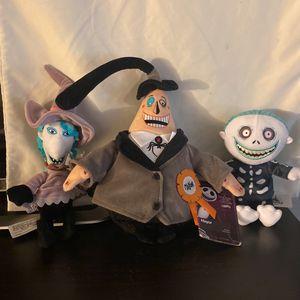 Nightmare Before Christmas Collectible Plushies for Sale in Simi Valley, CA