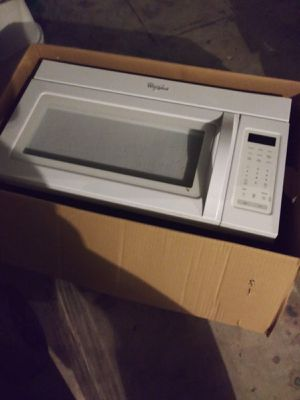 Over the Range Microwave for Sale in Auburn, WA