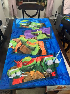 Ninja Turtle Kids Sleeping Bag for Sale in The Bronx, NY