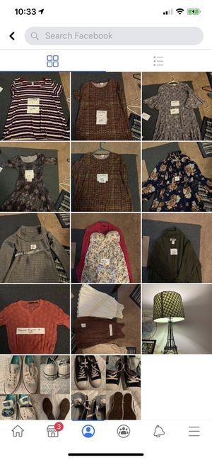 Prices and sizes on pic for Sale in Summersville, WV