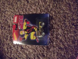 Here Comes Daredevil hot wheel toy for Sale in Abilene, TX